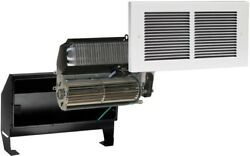 Electric In Wall Vent Fan Heater Squirrel Cage Blower Quiet Cadet Register