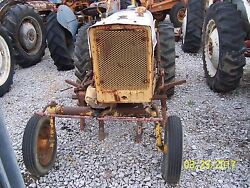 International Farmall Cub Tractor Cultivator.plow And Mowing Machine