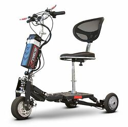 EWheels EW-07 Eforce1 Folding Travel Scooter, Airline Approved, 325 lb. Wt Cap