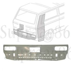 Rear Apron Rear Panel Pan Complete For 1979-1992 79-92 Vw T25 T3 Vanagon