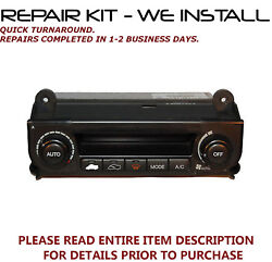 REPAIR KIT for 1991-2005 Acura NSX A/C Heater Climate Control EATC - WE INSTALL!