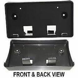Crown Victoria Front Grille License Plate Bracket - Mount New