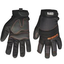 New Klein Tools 40213 Cold Weather Pro Gloves, Xl