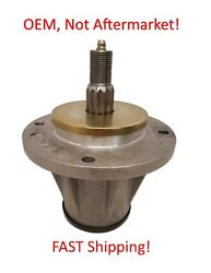 New Oem Spindle Assembly For Husqvarna Ayp 966956101 534114820 539131383