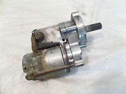 2001 2002 2003 Indian Gilroy Chief Scout And Spirit Engine Starter Motor For Parts