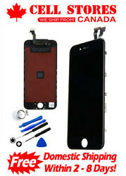 Lcd Touch Screen Digitizer Display Assembly Replacement For Iphone 6 Plus + Tool