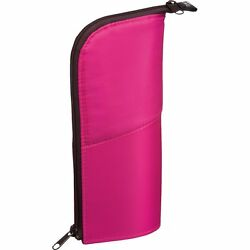 Kokuyo Japan F-vbf180-4 New Neo Critz Pen Case Stand - Pink And Brown