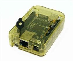 NEW! Yellow Transparent Case for BeagleBone Black by SB Components