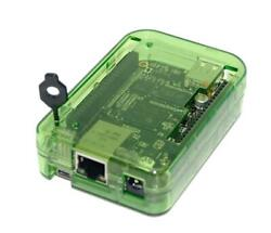 NEW! Green Transparent Case for BeagleBone Black by SB Components