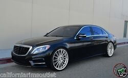 """22"""" RF15 STAGGERED WHEELS RIMS FOR MERCEDES S CLASS W221 W222 S550 2007 -PRESENT"""
