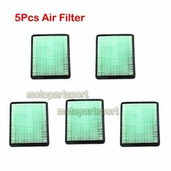 5x Air Filter Cleaner For Honda Hrr216 Hrs216 Hrx217 Gxv57 Lawn Mower Engines