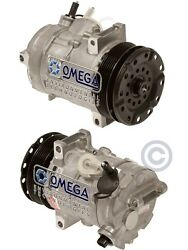 A/c Compressor And Clutch- New Omega Environmental Technologies 20-21789