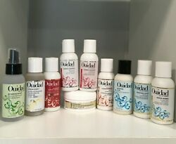 Ouidad Travel Size -You Choose: Climate Control Melt Down Moisture Lock