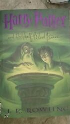 Rare First Edition Harry Potter Books