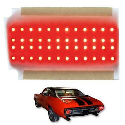 70 Chevy Chevelle Led Lh Tail Brake Stop Turn Signal Light Lens Circuit Board