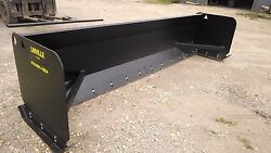Linville 12ft Snow Pusher Lifetime Waranty American Made Usa