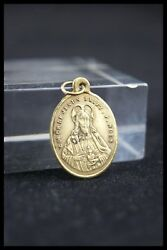 † 19th Dnjc + Bvm Sacred Heart Of Jesus Immaculate Heart Of Mary Bronze Medal †