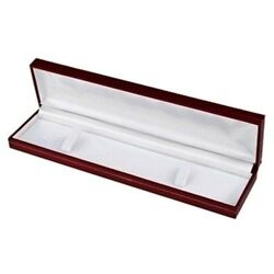 12 Rosewood Bracelet Or Watch Jewelry Display Gift Boxes Wholesale Lot