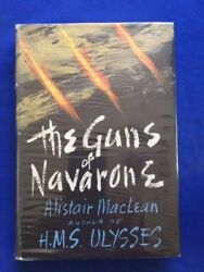 The Guns Of Navarone - First British Edition By Alistair Maclean