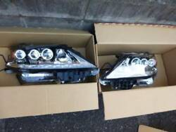 2013 - 2015 Lexus RX450h LED Headlights Left + Right with Ballast OEM