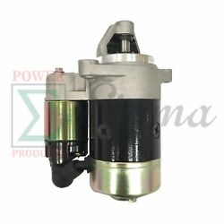 Diesel Electric Starter Motor For Generator Yanmar L100 10hp And Engine 186f 178f