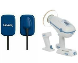 COMBO of Gendex GXS-700 RVG sensor size #2 and NOMAD PRO2 portable X RAY unit