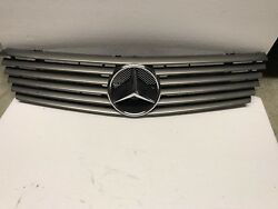 Mercedes Benz R129 300SL SL 320 500 600 OEM 6 Rib Front Grill Assembly