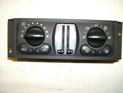 03-05 Chevy Impala Monte Carlo Electronic AC Heater Climate Control 10352729
