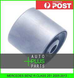 Fits R-CLASS 251 - Rubber Suspension Bush Front Lower Arm