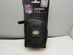 Official Nfl New York Jets Compact Camera Case For Sony Nikon Canon