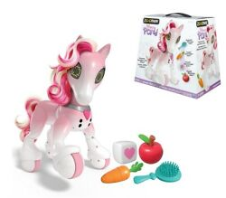 Zoomer Show Pony Doll Toy Lights Sounds Interactive Movement Girls Kids Gift New