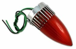 Cadillac Caddy Red Led Taillight Talelight Rat Rod Hot Traditional Gm Cady Ab