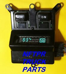 🔥 2002-2004 Ford F250 F350 Overhead Console Computer Message Center Rebuilt Oem