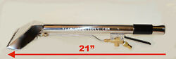 Carpet Cleaning Straight Stair Tool Upholstery Wand W/ 8 Head 2-jet 18-20 Long