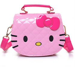 Hello Kitty Cute Handbag Shoulder Bag Messenger Bag for Women Girls Kids