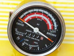 Mph Tachometer For David Brown 880 And 990 Tractors