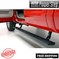 Amp Researchandreg Powerstep Automatic Nerf Boards 04-07 Ford F-350 Sd W/ Light Kit