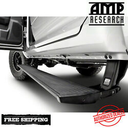 Amp Researchandreg Powerstep Running Boards Plug And Play 2013-2015 Ram 1500 2500 3500