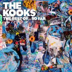 The Kooks The Best Of So Far 2017 Album Cover Canvas Wall Art Poster Print Music