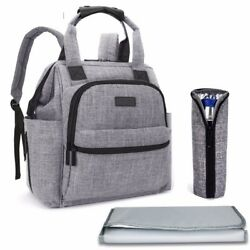 Multifunctional Diaper Bag For Mother Baby Nappy Backpack Large Capacity