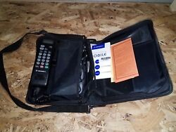 Vintage Motorola Bag Cell Phone Case And Battery Pack Scn2449a Very Collectible