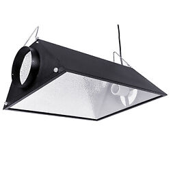 Hydroponics Air-cooled Reflector 6 Inch 150mm Grow Light Cool Shade Cool-tube