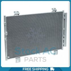 New A/c Condenser For Toyota Highlander 2011 To 2013 - Oe 884600e051