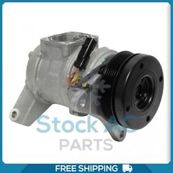 AC Compressor Chrysler Grand Voyager Town & Country Voyager  Dodge Car... QA