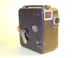 Pathé Motocamera Luxe - Antique 9,5mm Movie Camera In Very Good Condition