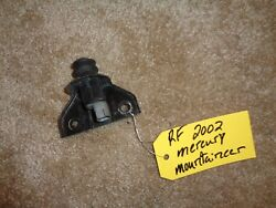 2002-06 Mountaineer Hood Ajar Indicator Button Switch With Bracket A-24
