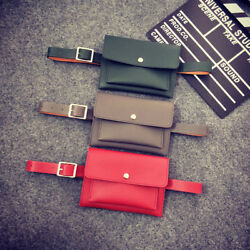 Fashion Ladies Cover Bag Waist Fanny Pack Bum Belt Wallet Pouch Small Bags Hip $13.41