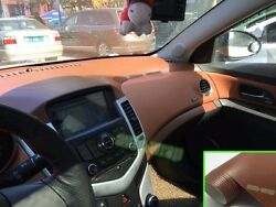 All The Wrap - Cool Car Interior Furniture Leather Film Vinyl Sticker Brown Bo
