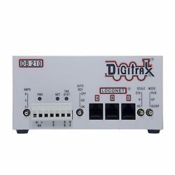 Digitrax Db210 Bundle Single 3/5/8 Amp Dcc Loconet Booster With Power Supply New