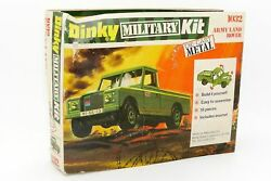 Dinky Toys Boite Vide Pour Kit Land Rover Military 1032 Only Box